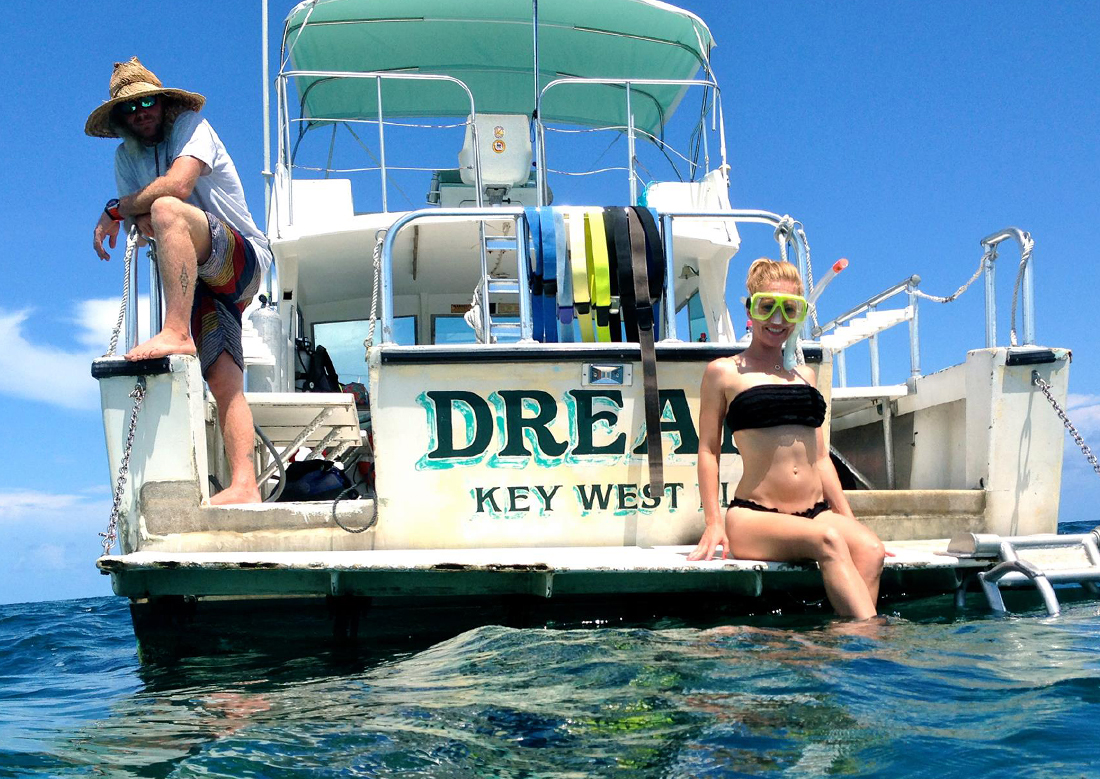 about lost reef adventures key west florida - Scuba Certifications