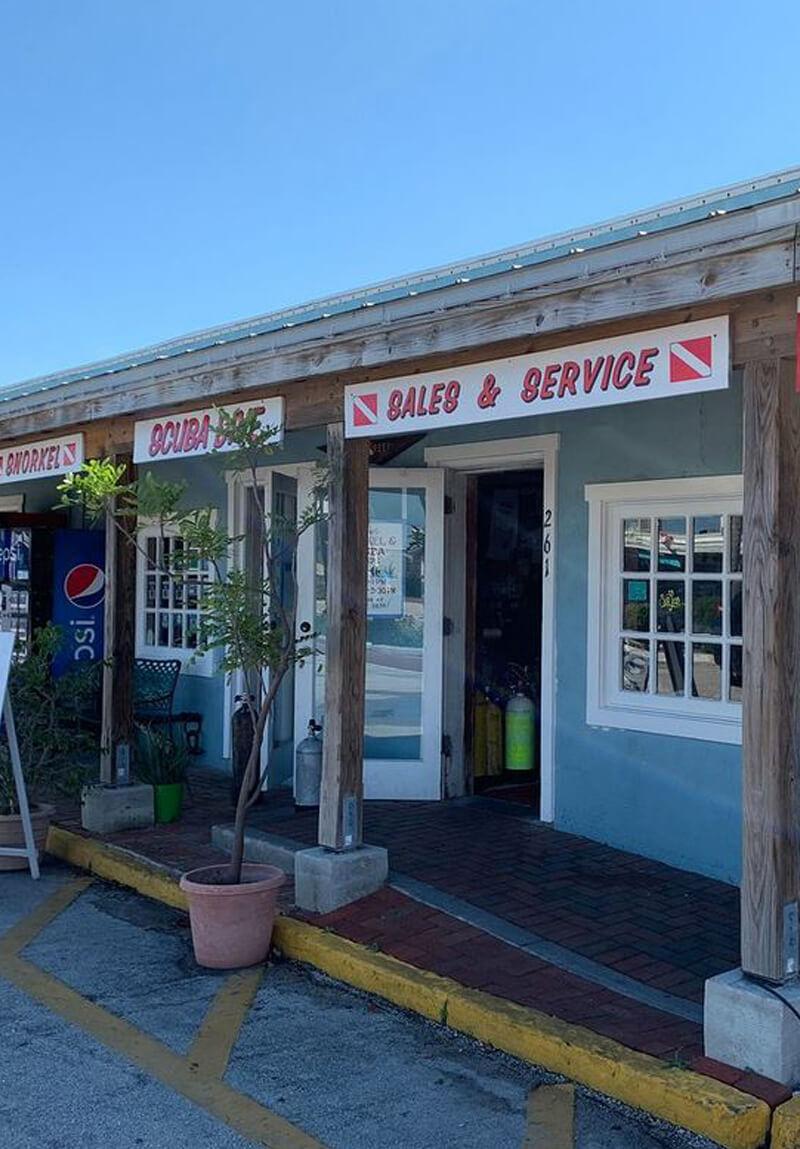 lost reef adventure dive shop - Key West Diveshop