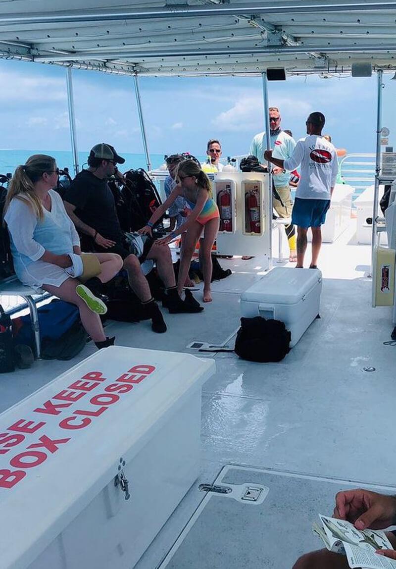 lra services - Key West Diveshop