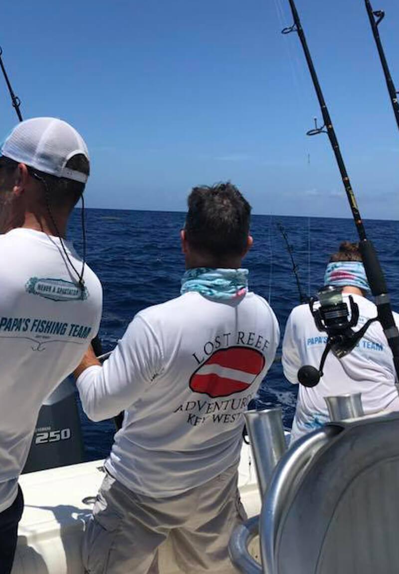 lra team - Key West Diveshop