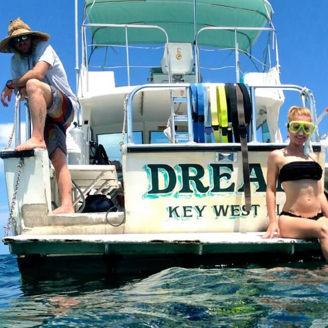 on board dream4 650x650 - Lost Reef Adventures Home