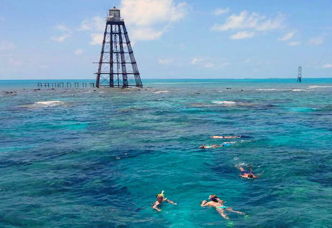 sand key snorkeling lra - Scuba Diving & Snorkeling Locations