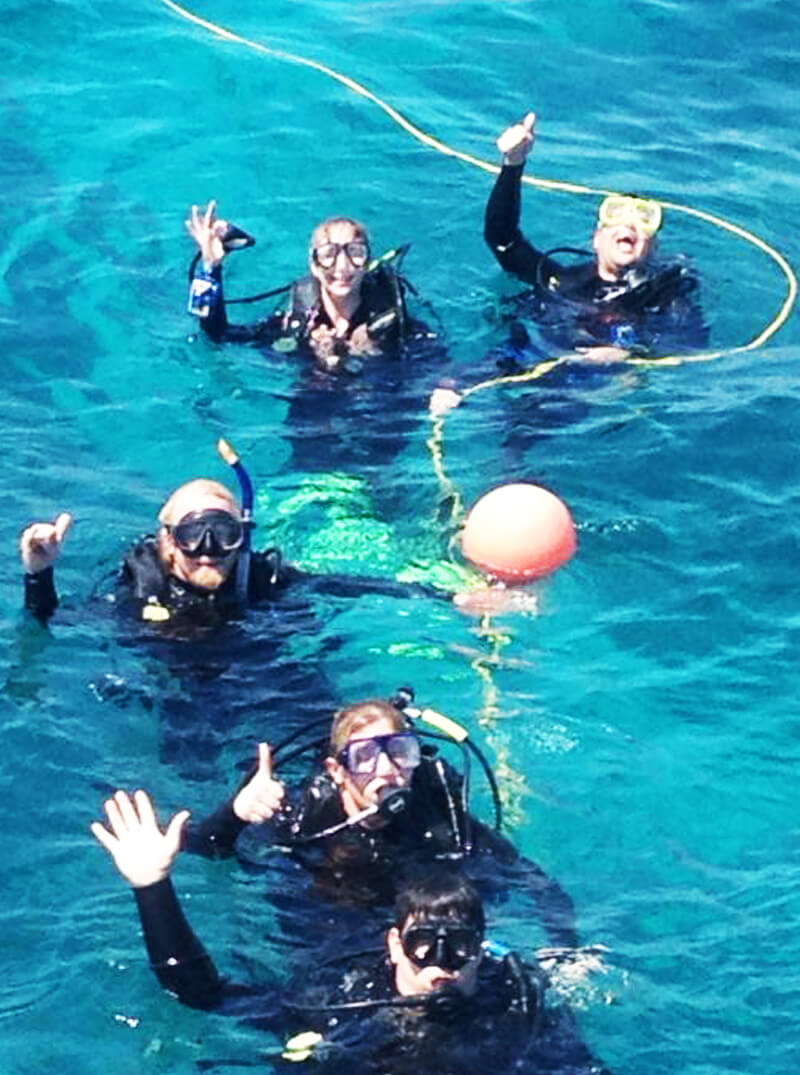 scuba diving lesson 5 star padi key west - Lost Reef Adventures Home