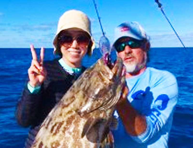 3 4 day rental fishing charter - Island Dream Fishing Charters