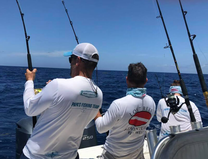 deep sea fishing special excursion - Special Excursion