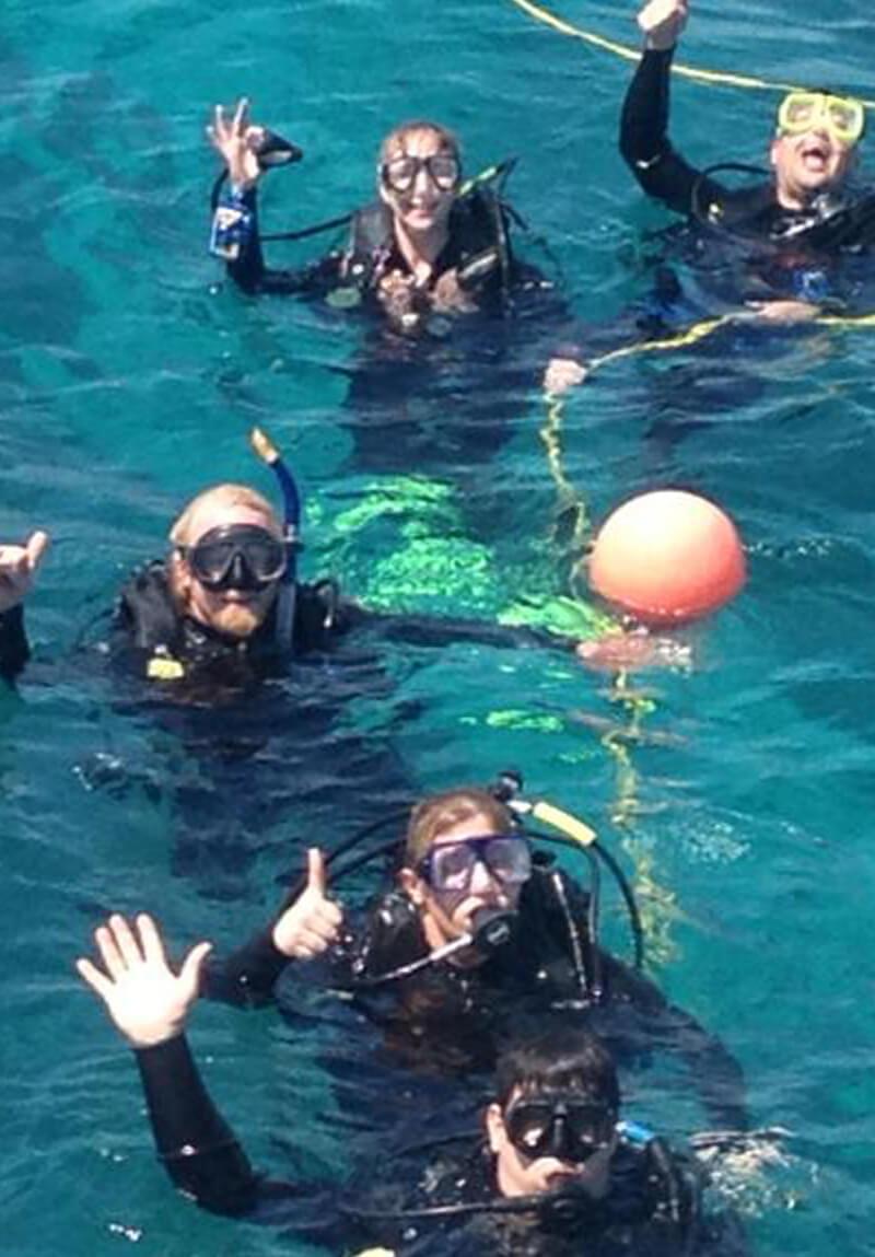 key west scuba diving certification service - Services