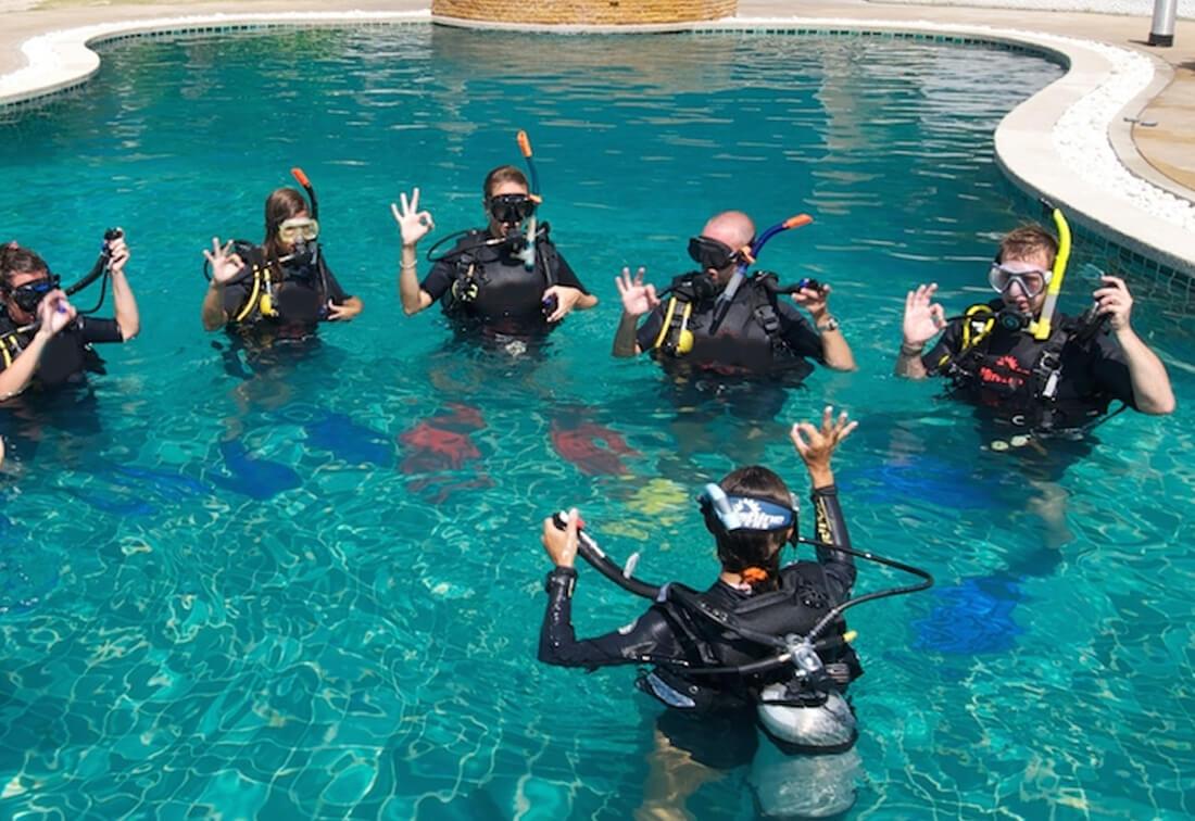 padi resort course - Scuba Diving Certifications
