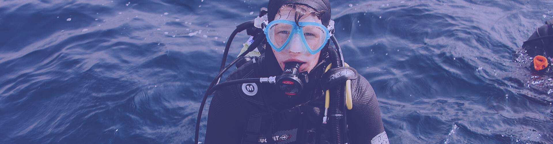 Scuba Diving Certification Courses