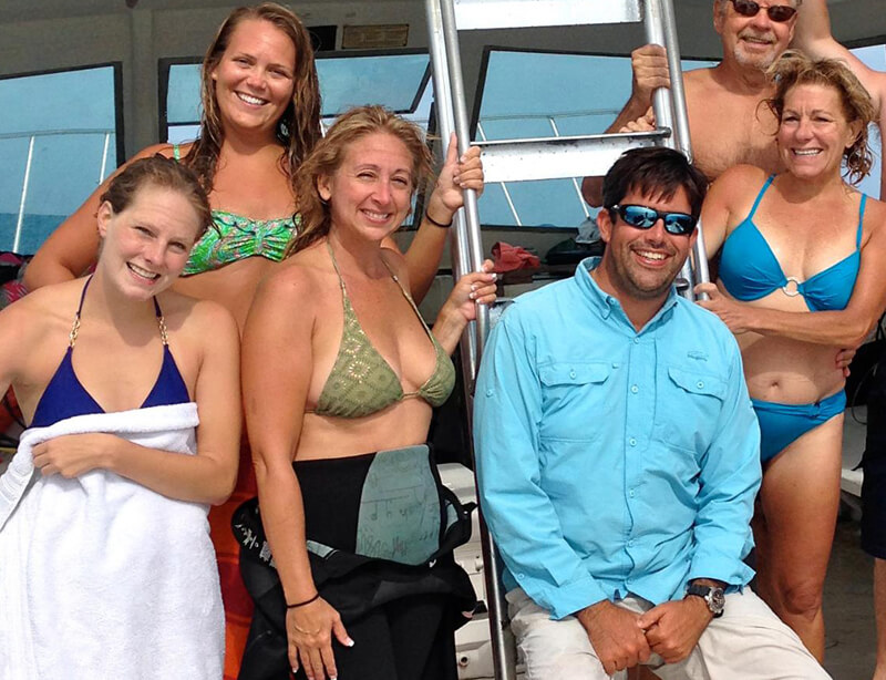 trip only no gear - Key West Diving Trips
