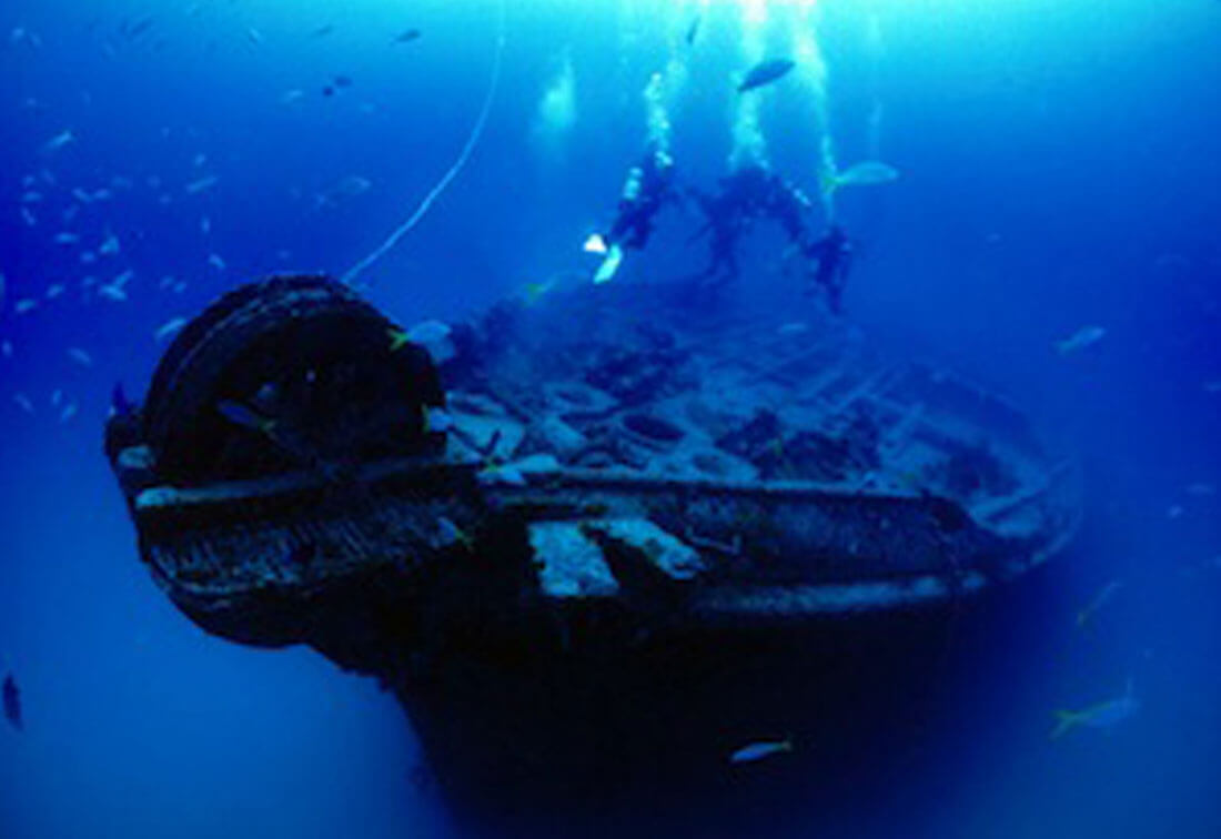 cayman salvage dive location - Scuba Diving & Snorkeling Locations