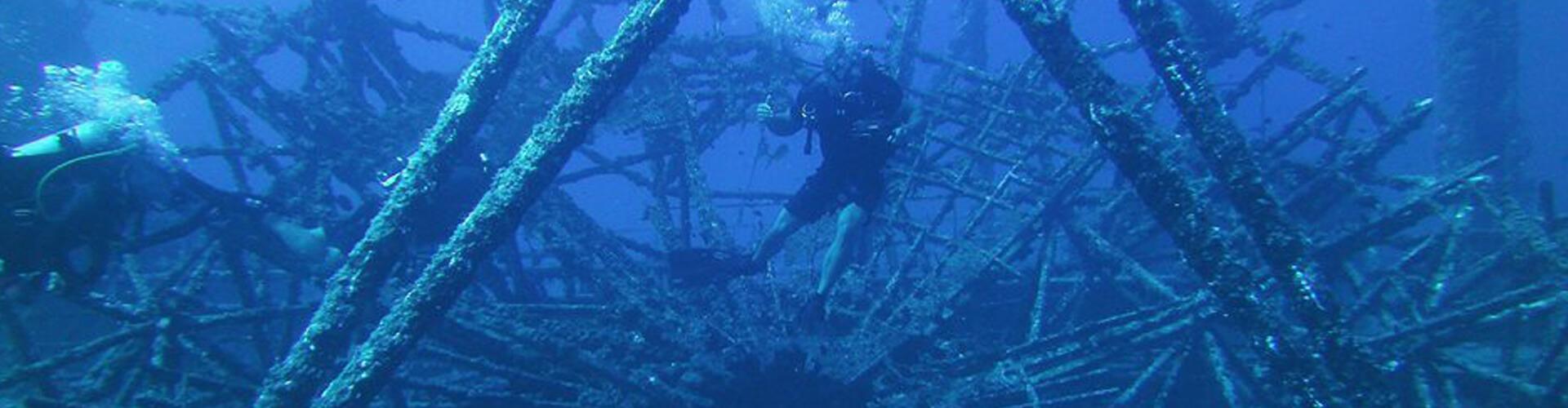 Dive The Vandenberg, Key West, FL