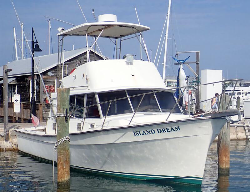 half day rental fishing charter island dream - Island Dream Fishing Charters