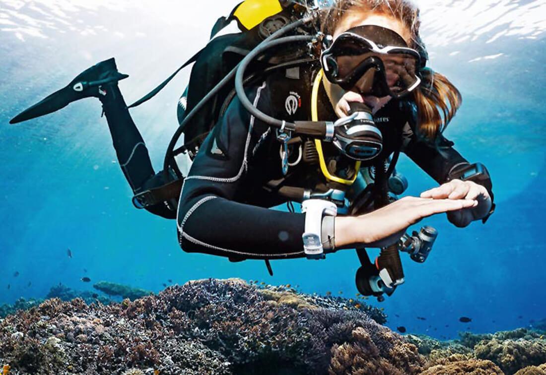 open water diver course lra - Scuba Diving Certifications